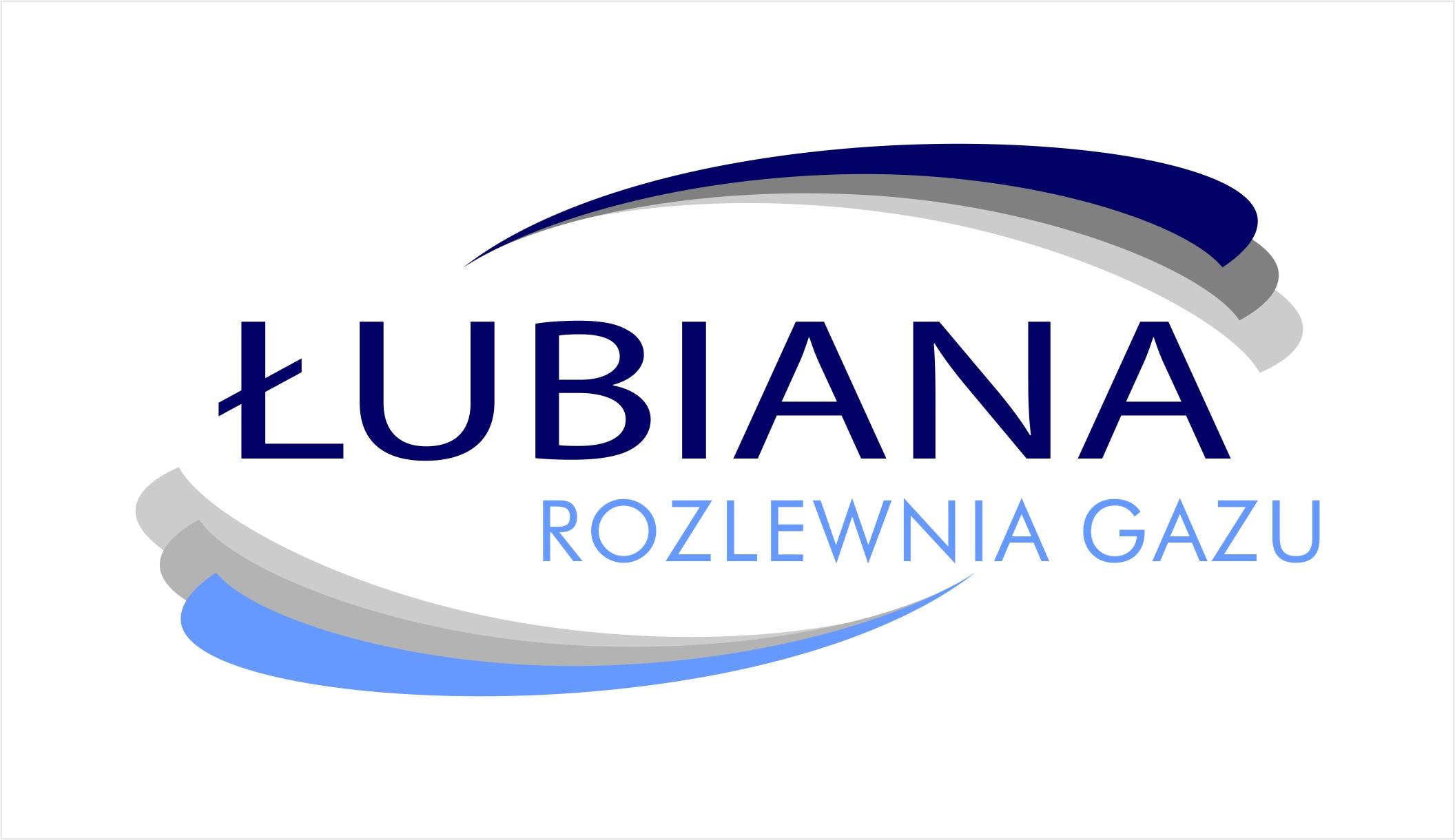 Rozlewnia Gazu Łubiana Logo
